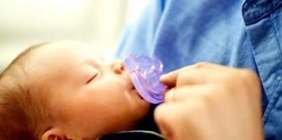 Soothie, il ciuccio per i neonati allattati al seno
