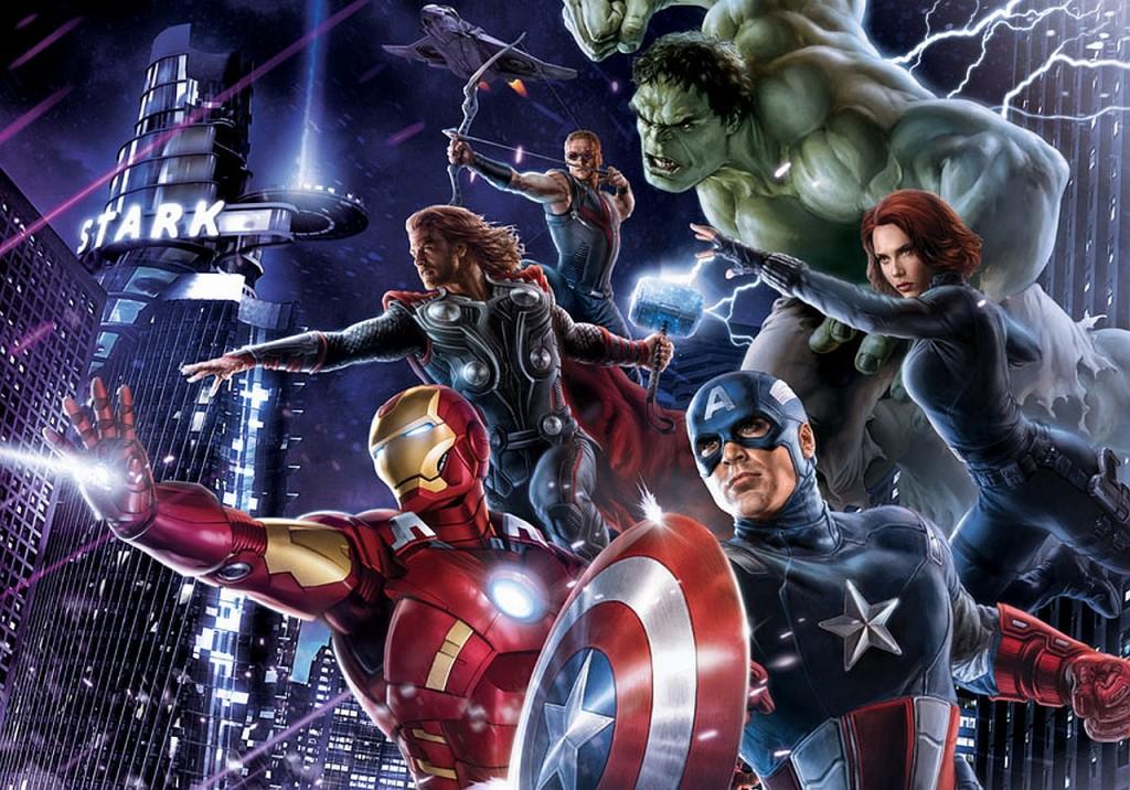 Disegni da colorare degli avengers_copertina
