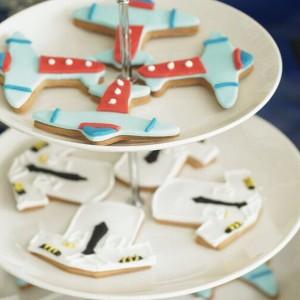 Festa di compleanno dei Super Wings_biscotti decorati