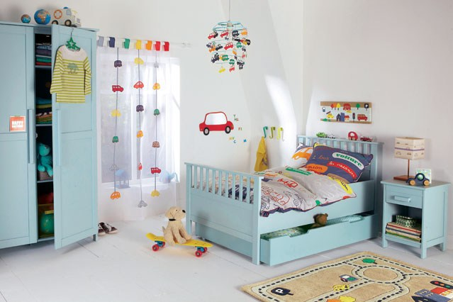 Camerette per bambini dieci idee for Camerette bambini online