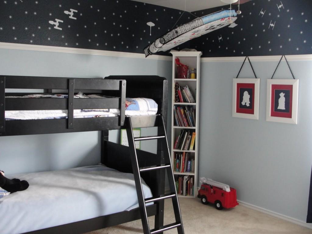 Arredare camerette bambini star wars for Idee per arredare camerette per bambini
