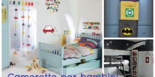 Camerette per bambini: dieci idee