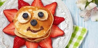 Come fare i pancake per bambini: ricetta facile