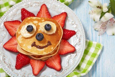 Come fare i pancake per bambini