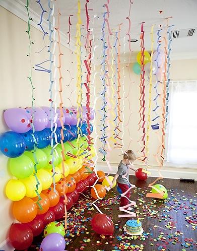 Decorazioni per le feste con i palloncini for Decorazioni per feste