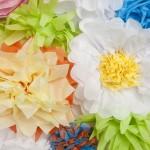 Come fare i fiori di carta per gli addobbi delle cerimonie