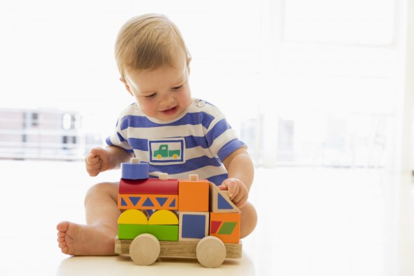 Giochi e attivit per bambini di un anno dieci idee for Giochi per bambini di un anno