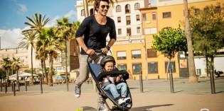 Let's go Kids, i passeggini del futuro in mostra al Fuorisalone