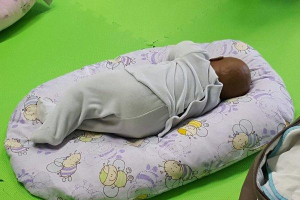 Pula Di Farro Cuscino.Cuscino In Pula Di Farro Per Il Neonato Blogmamma It