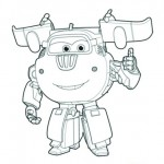 Disegni da colorare dei super wings jerome 2 blogmamma for Disegni da colorare super wings