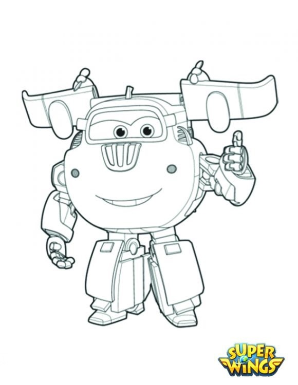 Disegni da colorare dei super wings jett 2 for Disegni da colorare super wings
