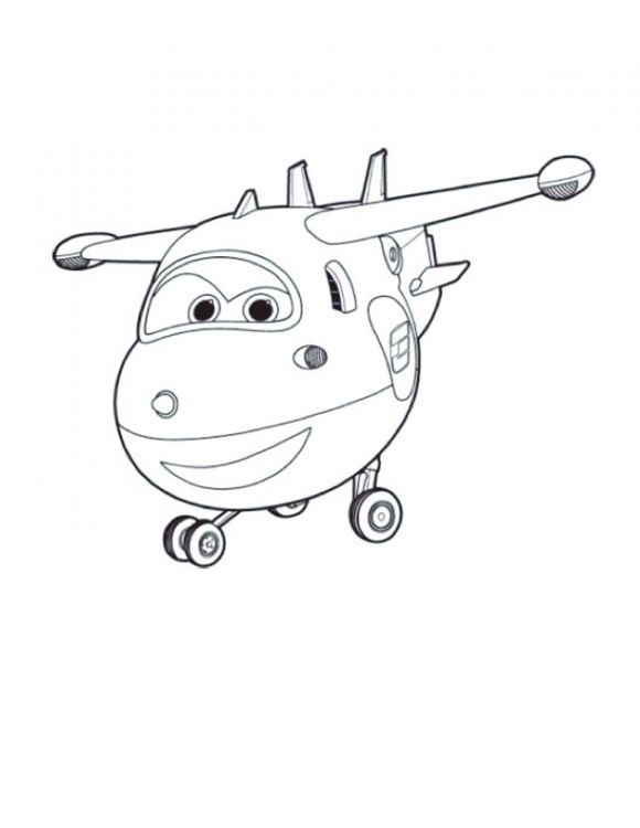 Disegni Da Colorare Dei Super Wingsjett Blogmammait