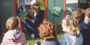 Le biblioteche itineranti per bambini