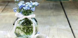Addobbi con fiori per Prima Comunione e cerimonie