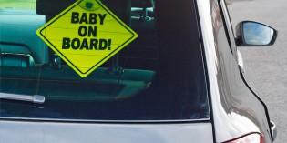 Come montare la culla in auto in modo corretto