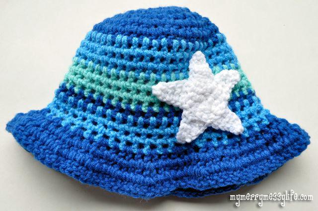 cappellini uncinetto bambini