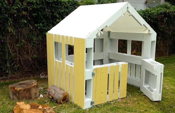 Casette da giardino fai da te come costruirle for Casette per conigli fai da te