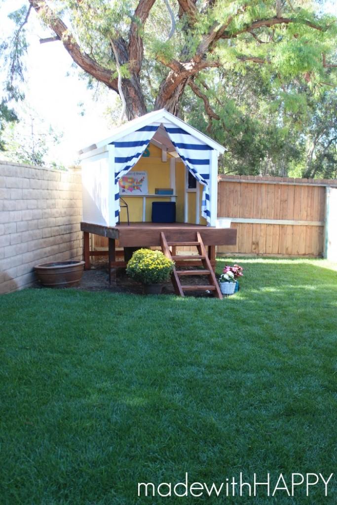 Casette da giardino fai da te come costruirle for Decorazione giardino fai da te