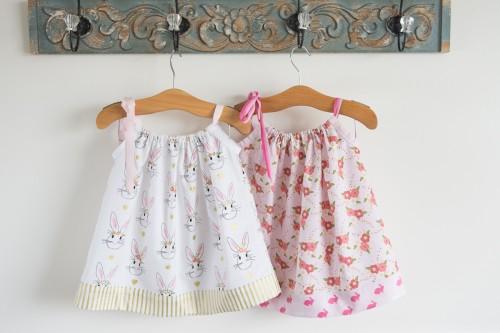 vestiti bambina fai da te