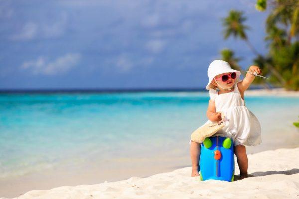 10 cose da portare in vacanza con i bambini