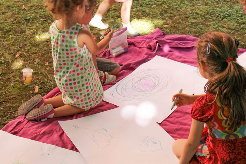 festa d'estate Disney Junior_area disegno