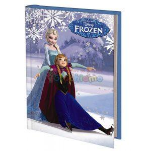 accessori scuola di Frozen_diario Elsa e Anna