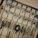 come riutilizzare un lettino da bambini_porta gioielli