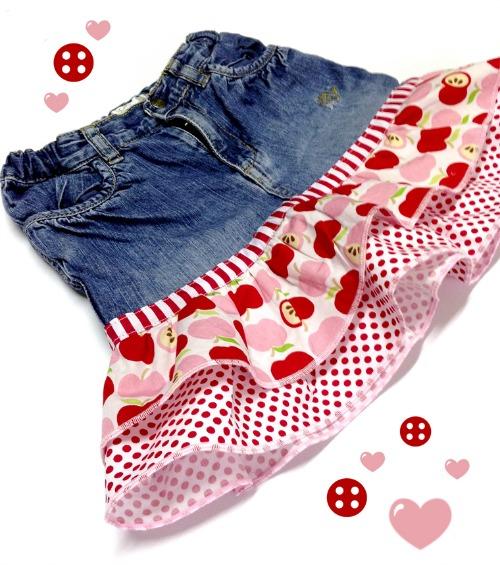 riciclare pantaloni rotti