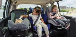 Regole per viaggiare sicuri con i bambini