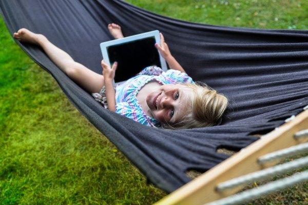 Che ne pensate dell'iPad come sedativo per i bambini?