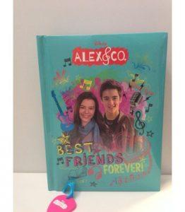 accessori scuola low cost da comprare online_diario Alex&Co