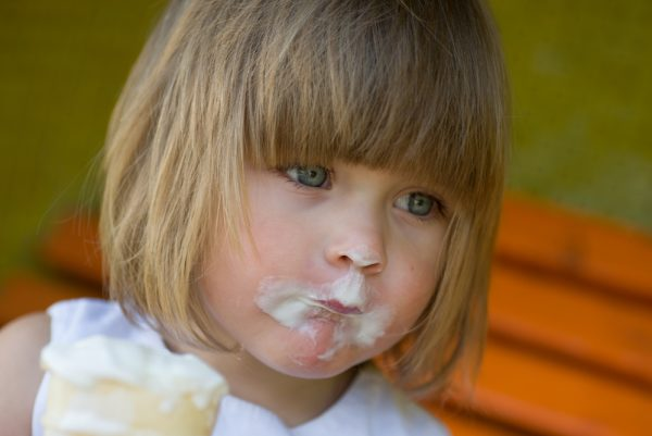 gelato ai bambini quando darlo