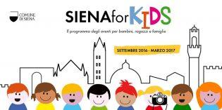 Siena for Kids una città a misura di bambino