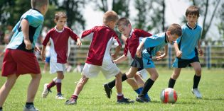Sport per i bambini: a che età cominciare e come