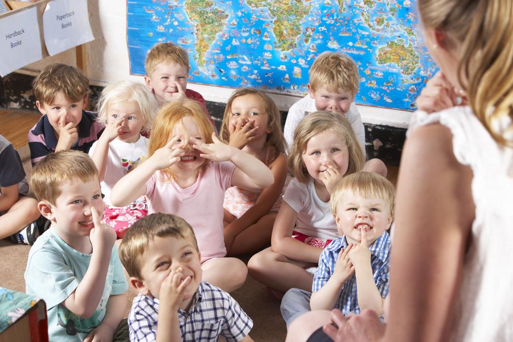 Infezioni nei bambini
