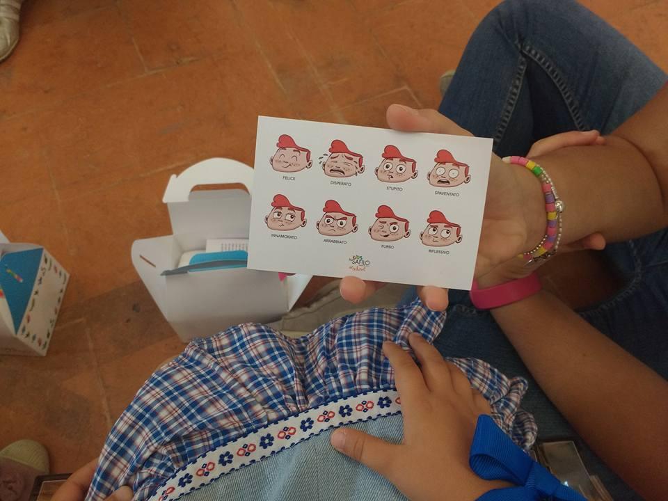 kids by safilo at school_cartolina-delle-emozioni