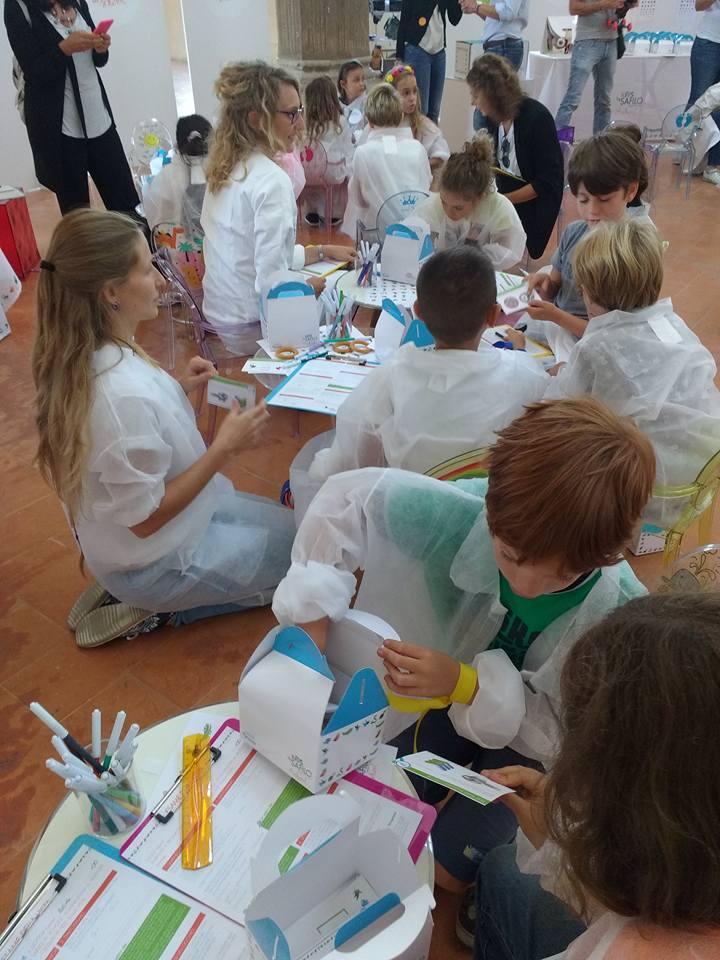 kids by safilo at school_lavori-di-gruppo