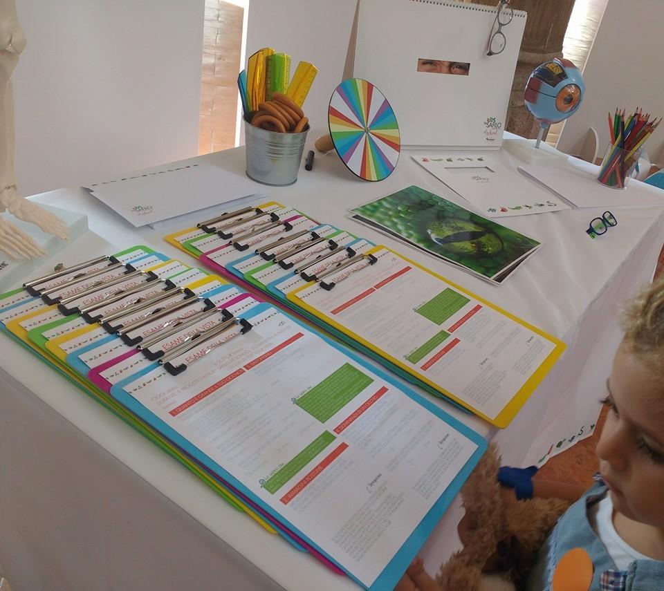 kids by safilo at school_materiale-didattico
