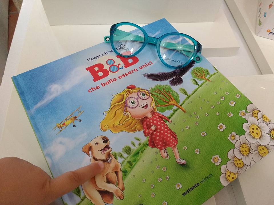 kids by safilo at school_occhiali-e-libro