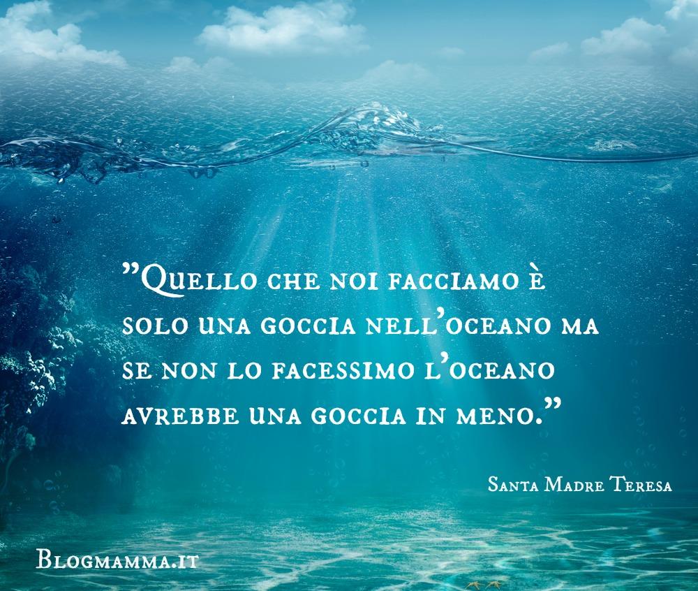 Madre Teresa Frasi Poesie E Vita Di Una Santa