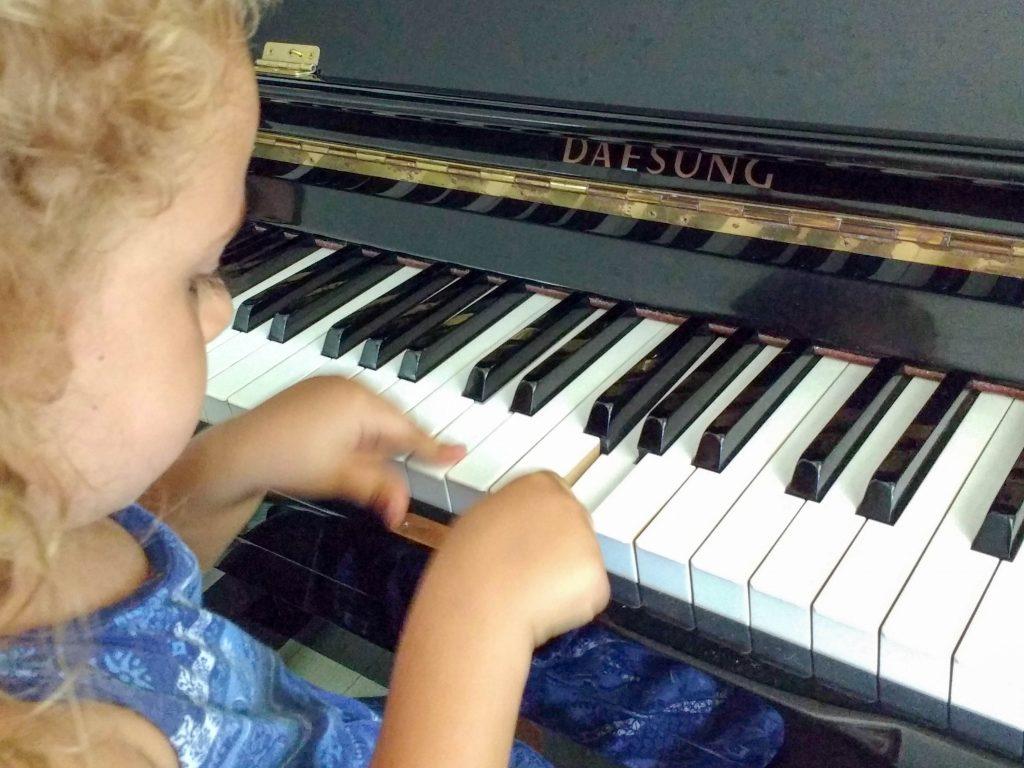 Nesquik pianista sogni bambini