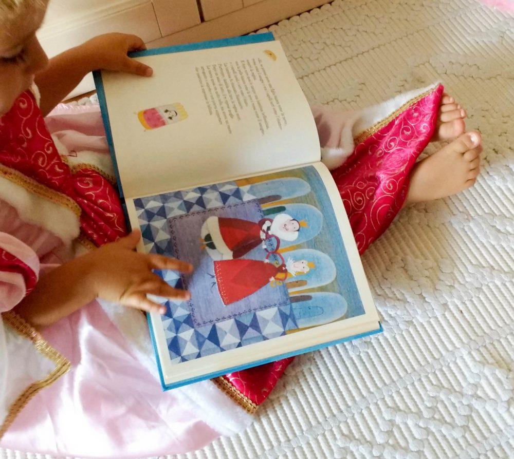 Nesquik_principessa sogni bambini