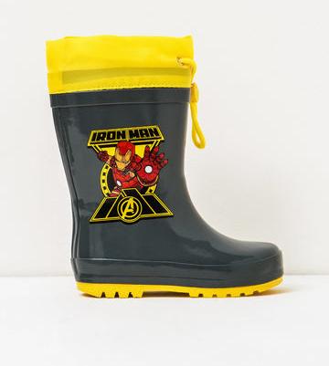 abbigliamento-pioggia-bambini_galosche-ovs-iron-man