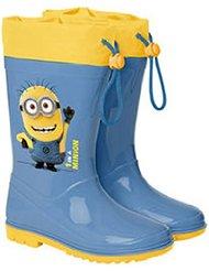 abbigliamento-pioggia bambini_galosce-minions