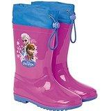 abbigliamento pioggia bambni_galosce-bambina-frozen