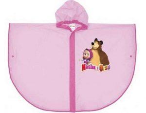 abbigliamento pioggia bambini_mantella-masha-e-orso