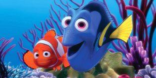 Festa a tema Dory e Nemo