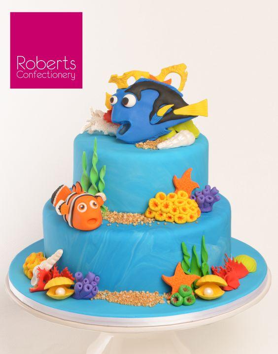festa-a-tema-dory-e-nemo_torta-pasta-di-zucchero