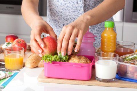 ricette facili per il pranzo a scuola dei bambini_lunch box