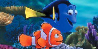 Torte di compleanno di Dory e Nemo: tutorial